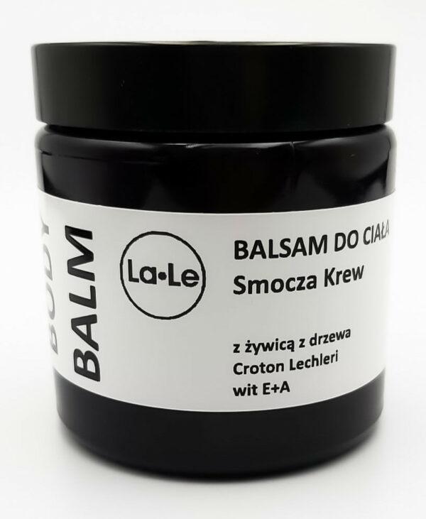 balsam do ciała smocza krew naturalny la-le