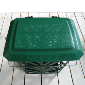 kosz na śmieci BioBag AirMax II na bioodpady resztki śmietnik