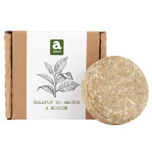 szampon w kostce ajeden zielona herbata szampon naturalny zero waste