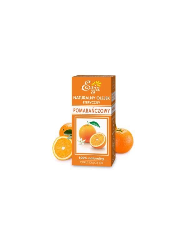 olejek eteryczny pomarańczowy etja pomarańcza