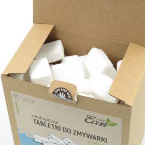 ekologiczne tabletki do zmywarki john econ zero waste bez folii