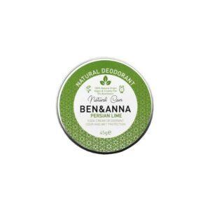 dezodorant ben&anna w puszce limonka persian lime aluminiowa metalowa