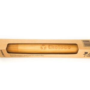 bambusowe etui na szczoteczkę do zębów ekoloco