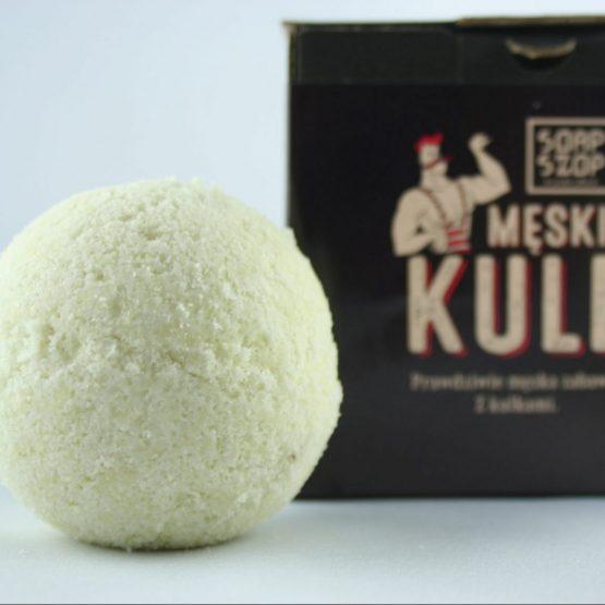 męskie kule do kąpieli soap szop