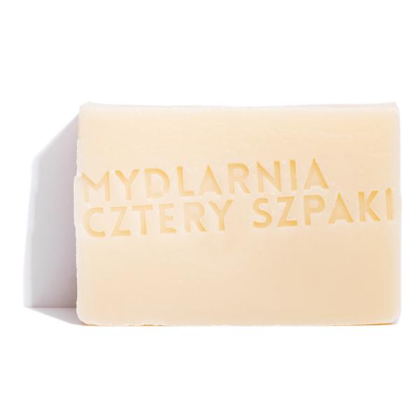 mydło Miś z wegańską lanoliną Cztery Szpaki