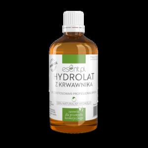 hydrolat z krwawnika Esent do cery naczynkowej
