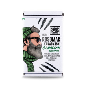 mydło rosomak kanadyjski soap szop naturalne polskiej produkcji