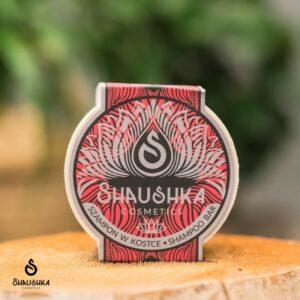 szampon w kostce shen shaushka do włosów farbowanych