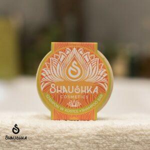 szampon w kostce słodka pomarańcza shaushka